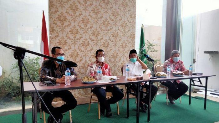 Chairil Anwar Ajak Ikut Lomba Guru Pelopor Moderasi Beragama di Sekolah Gelaran FKPT