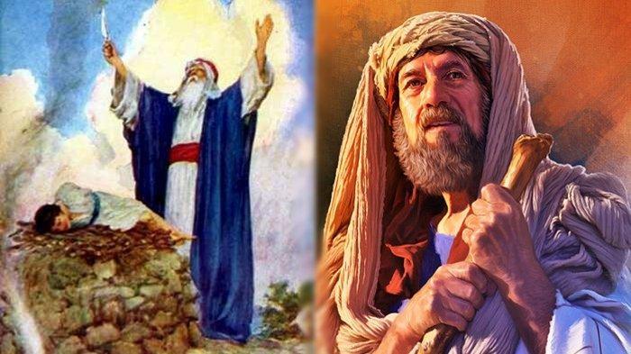 Sosok Abraham, Dijuluki Bapa Segala Orang Percaya, Terima Janji Tuhan Karena Ketaatannya