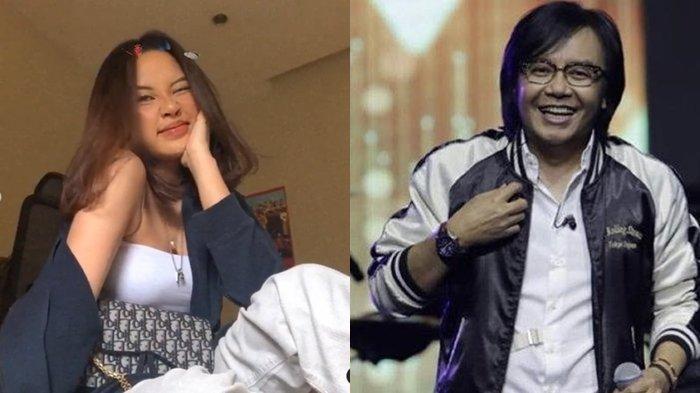 Sosok Cantik Audra Lasso, Anak Ari Lasso yang Ikut Jejak Ayahnya Jadi Musisi, Kini Jadi Vokalis Band
