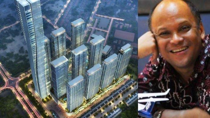 Ingat Ilham Akbar Habibie? Putra Presiden RI ke-3 yang Bangun Gedung Pollux Tertinggi di Indonesia