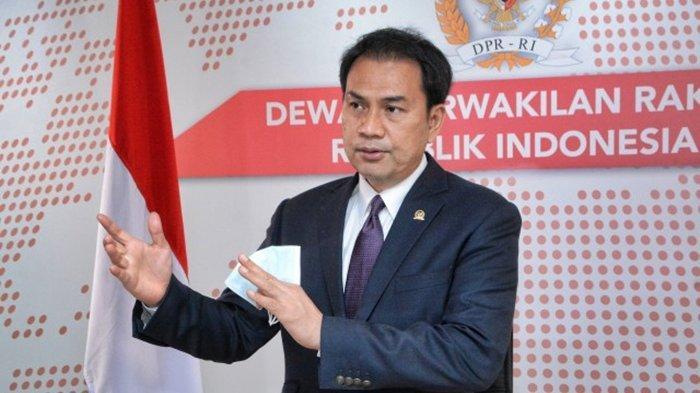 Sosok Aziz Syamsudin, Wakil Ketua DPR RI Terseret Kasus Pemerasan Penyidik KPK, Karir Mentereng