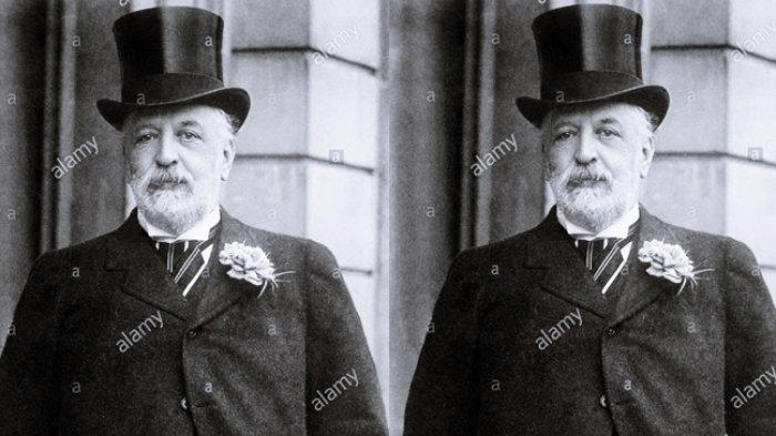 SOSOK Baron Rothschild, Punya Peran Penting Dalam Mendirikan Israel, Berawal Dari Kekaisaran Turki