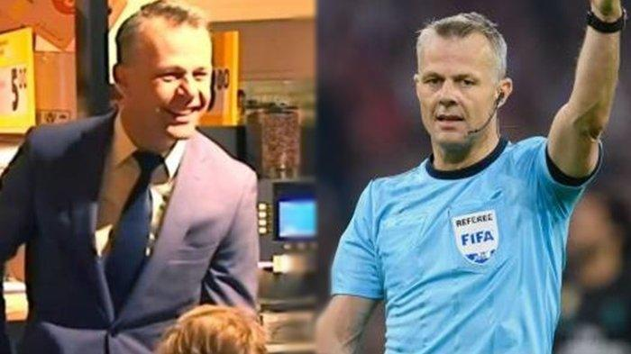 SOSOK Bjorn Kuipers, Wasit Terkaya di Dunia yang Pimpin Laga Final Euro 2021, Fans Berat Barcelona