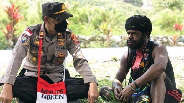 Sosok Boni Telenggen, Eks Anggota KKB yang Jadi Penjaga Kamtibmas Puncak Jaya, Dekat dengan Aparat