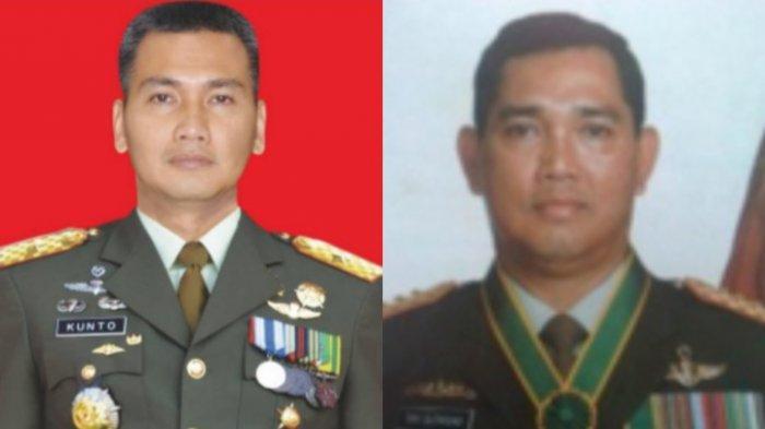 Sosok Brigjen TNI Kunto Arief Wibowo, putra Wapres ke-6 RI Try Sutrisno. Kini karir makin cemerlang, jabat Panglima Divisi 3 Kostrad.