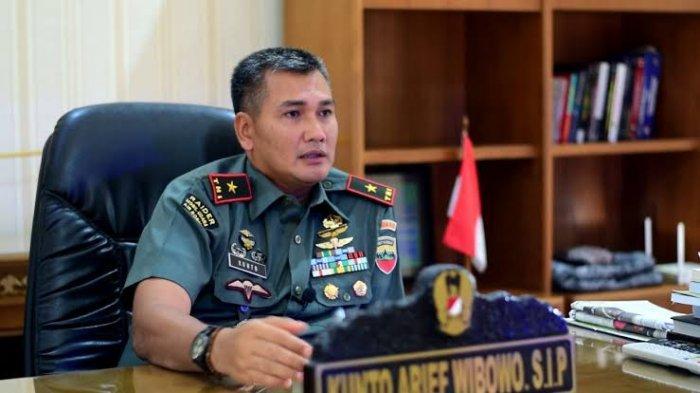 Sosok Brigjen TNI Kunto Arief Wibowo, putra Wapres ke-6 RI Try Sutrisno.