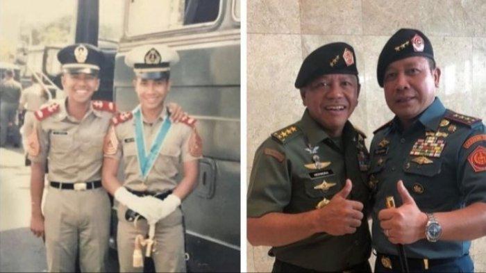 Sosok Dua Jenderal TNI Letjen Herindra dan Laksdya Kurnia, Sukses Bersama, Foto Jadul jadi Perhatian