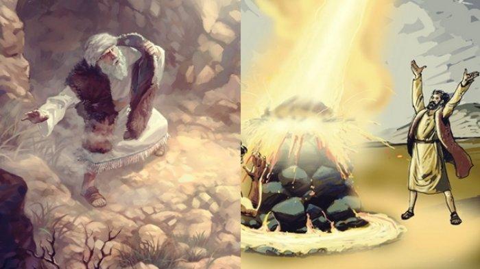 Sosok Elia, Nabi Kerajaan Israel yang Dihormati Agama Yahudi, Mampu Perintahkan Hujan Tak Turun