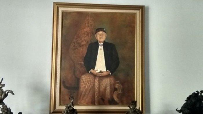 Sosok Go Tik Swan atau K.R.T. Hardjonagoro, Diperintah Presiden Soekarno Bikin Batik Indonesia