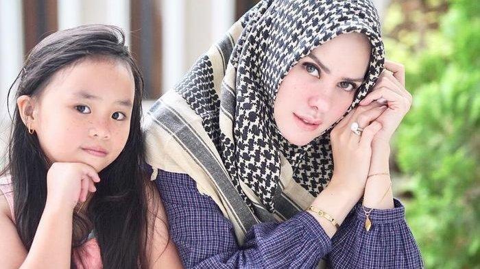 Sosok Hawra Putri Angel Lelga yang Sempat Disembunyikan dari Publik, Wajahnya Curi Perhatian