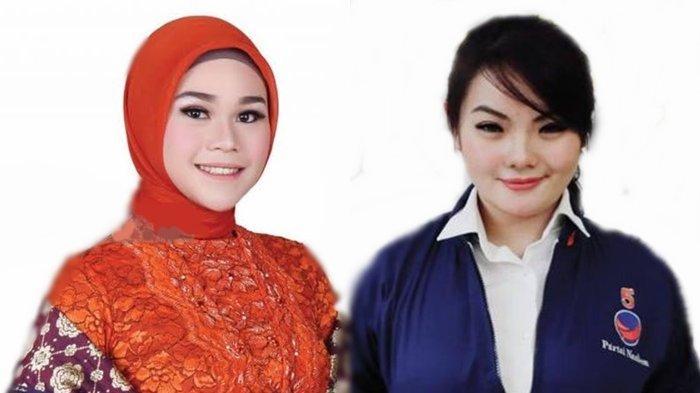 Sosok Hillary Brigitta Lasut dan Jialyka Maharani, Anggota DPR dan DPD RI Termuda Periode 2019-2024