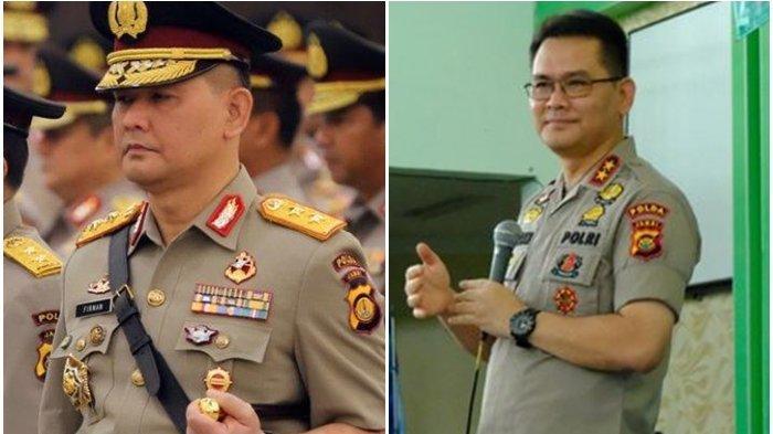 Sosok Irjen Firman Santyabudi, Anak Mantan Wakil Presiden RI, Kini Jadi Jenderal Polisi, Ini Biodata