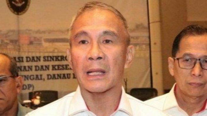 Sosok Carlo Tewu Mantan Kapolda Populerkan 'Save Bunaken' , Kini Anak Buah Erick Thohir