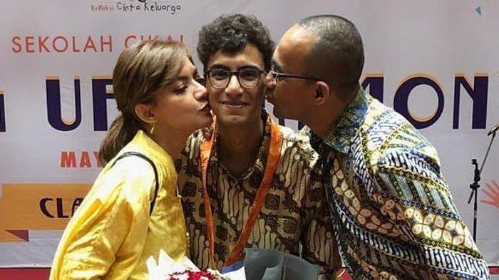 Pantas Bisa Luluhkan Najwa Shihab, Lihat Romantisnya Ibrahim Sjarief Assegaf Saat Anniversary