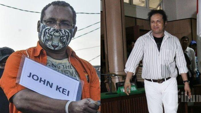 Sosok John Kei, Mantan Preman The Godfather Of Jakarta, Kasus dengan Nus Kei, Kini Divonis 15 Tahun, Kamis 20 Mei 2021.