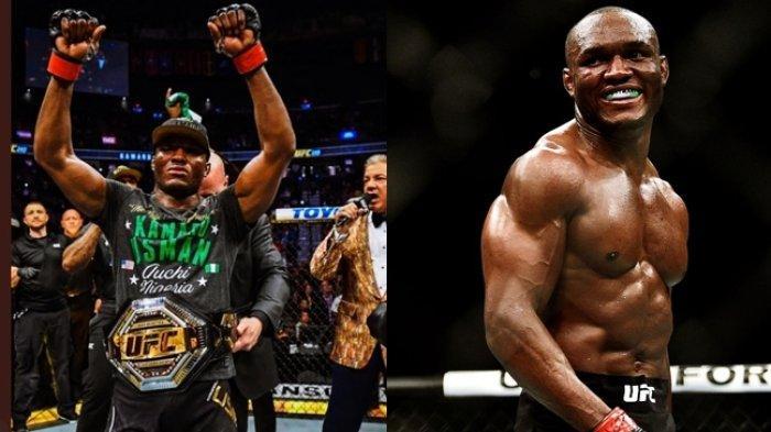 Sosok Kamaru Usman, Petarung UFC yang Lahir dari Darah Tentara