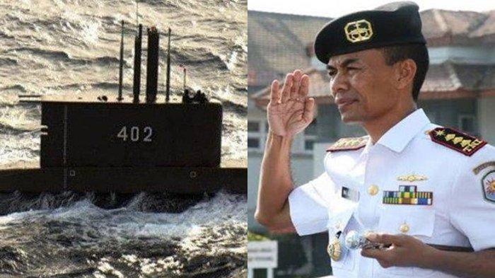 Sosok Kolonel Iwa Kartiwa Mantan Komandan KRI Cakra 401. Kini mengaku dirinya tidak pernah menjadi Komandan KRI Nanggala-402 seperti kabar yang beredar beberapa waktu lalu.