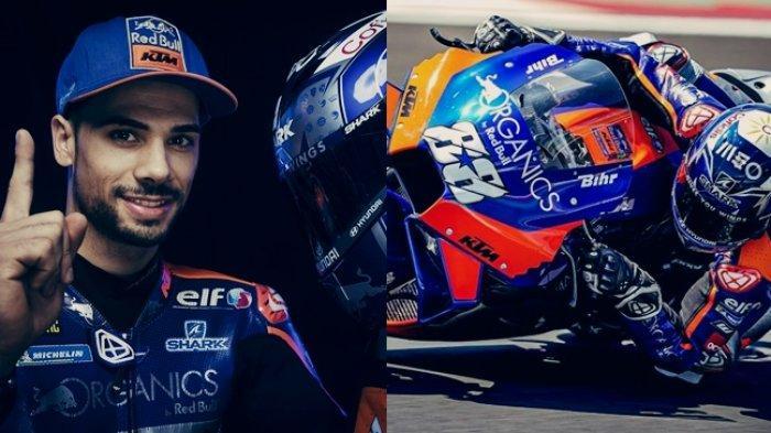 HASIL MotoGP 2021 Sirkuit Catalunya Spanyol, 6 Pembalap Terjatuh, Miguel Oliveira Rebut Poduim Satu