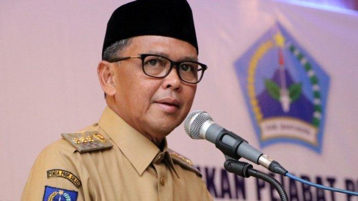 Ini Pesan Gubernur Sulsel Nurdin Abdullah Saat melantik 11 Kepala Daerah Kemarin, Sebelum Ditangkap