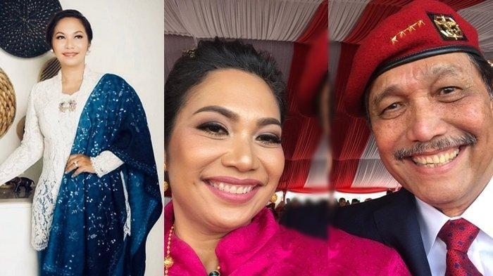 Sosok Paulina Pandjaitan, Putri Menko Luhut yang Pimpin PWA Paspampres, Setia Temani Suami Mayjen MS