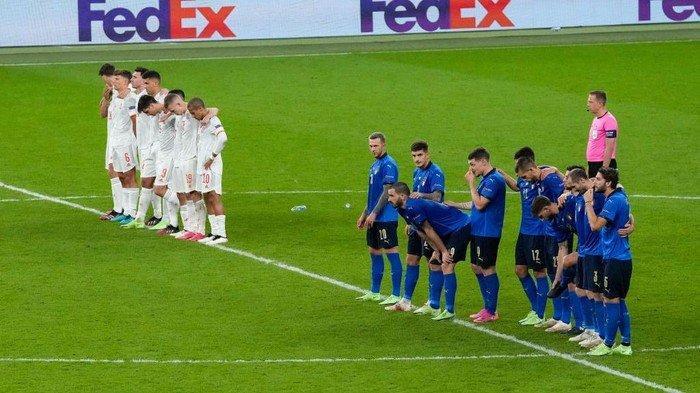 Inggris Diprediksi Juara Euro 2020 Jika Terjadi Adu Penalti, Italia Dibayangi Tren Tak Berpihak