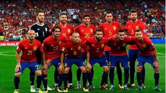 EURO 2020 Dua Pemain Spanyol Positif Corona, Persiapan Hadapi Swedia Terganggu