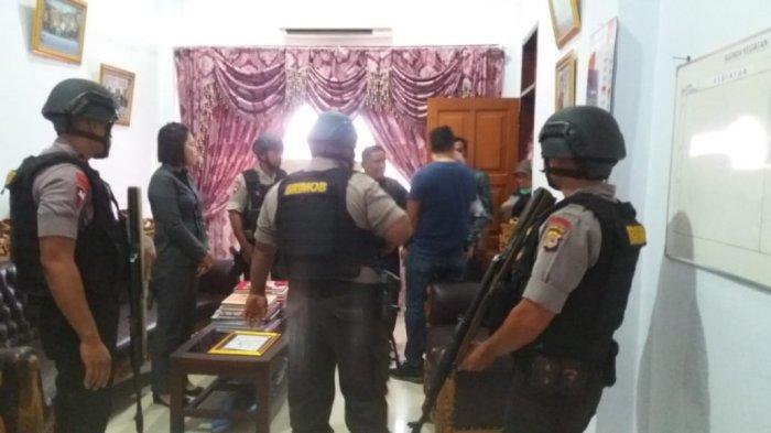 Polda Sulut: Kami Back Up Personel, Terkait Penangkapan Bupati Talaud Sri Wahyumi  oleh KPK