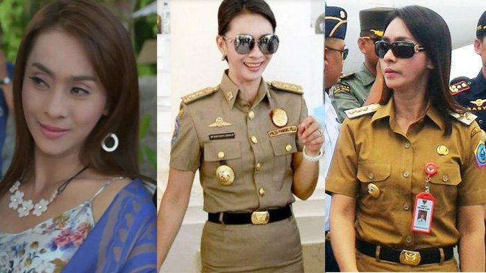Sosok Sri Wahyumi,Eks Bupati Talaud Ditangkap KPK Lagi, Suami Mantan Ketua PN, Vonis Dipangkas MA