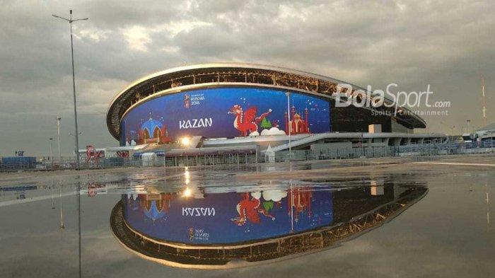Kazan Arena, Kuburan bagi Tiga Mantan Juara Piala Dunia