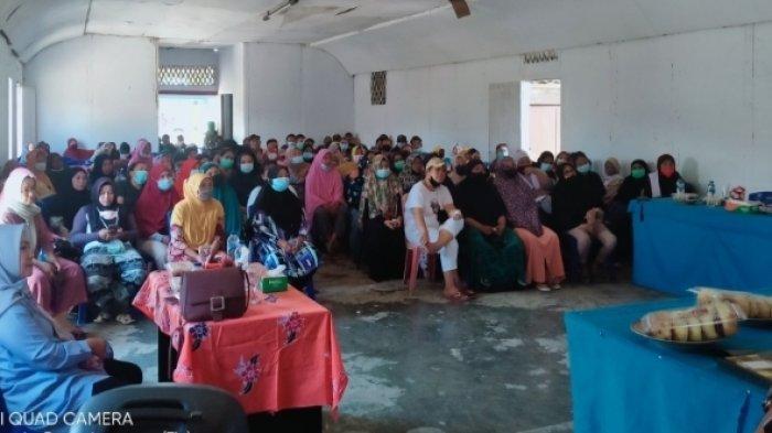 Pemprov Sulut Gandeng Bank BRI Lakukan Pembinaan UMKM di Ibolian Dumoga Bolmong