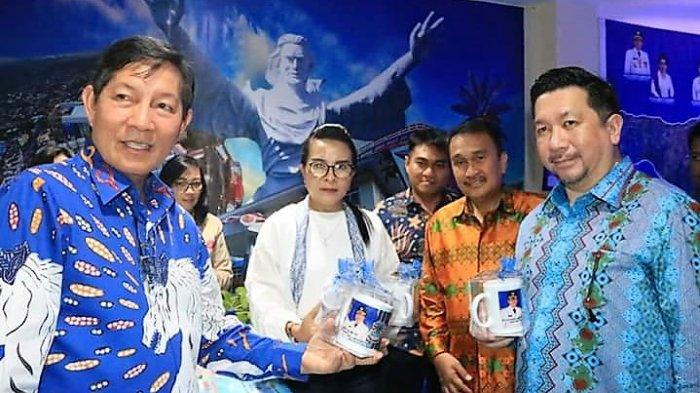 Berkunjung ke Stan Pemkot Manado, Bakal Dapat Doorprize Sepeda Lho!