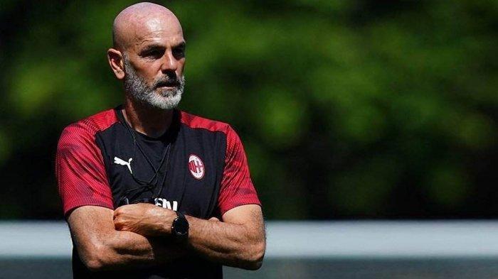 Pelatih AC Milan Stefano Pioli Yakin timnnya Bisa Raih Kemenangan, Meski Dihadapi Badai Cedera