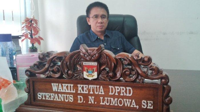 Upaya Wakil Ketua DPRD Minahasa Selatan Stefanus Lumowa, Perjuangkan Aspirasi Rakyat