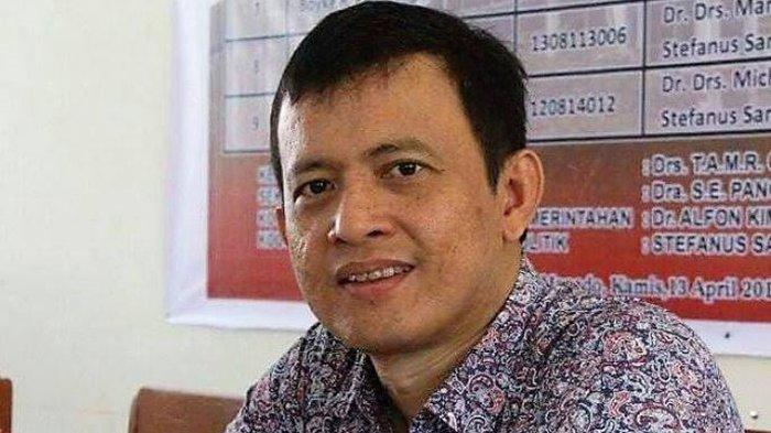 Pengamat Politik: Awas Ada 'Cukong' Dibalik Dana Kampanye Para Paslon Pilkada di Sulut