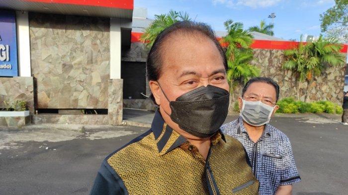 Embo Helmud Hontong di Mata Sesepuh Partai Golkar, Dia Kader Terbaik Beringin