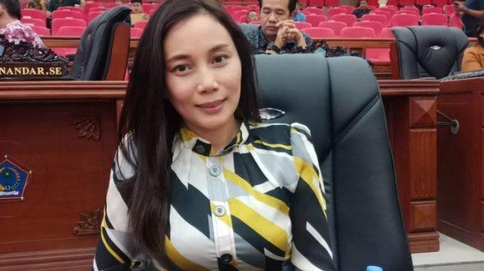 Stella Runtuwene Politisi Cantik Nasdem Kritik Pembangunan Anjungan di Taman Mini Indonesia Indah