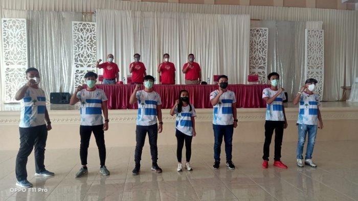 Steven Kandouw Ketua Umum KONI Sulut Jamin Uang Saku Atlet, Tiap Tanggal 1 Dicairkan