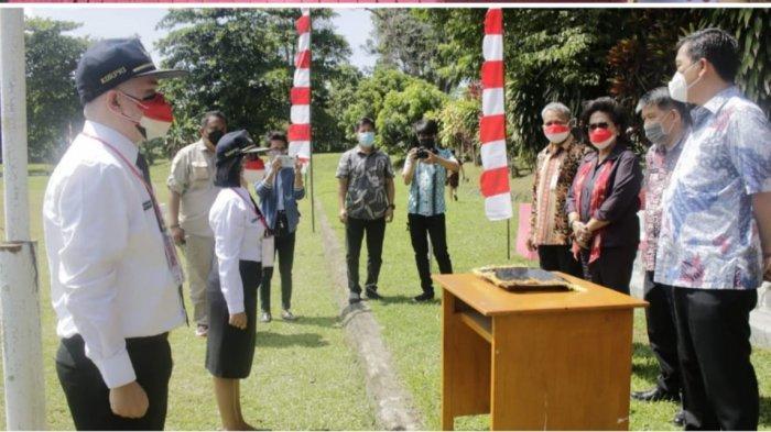 Wagub Steven Kandouw Buka Pelatihan Dasar CPNS Pemprov Sulut, 472 Orang Digodok