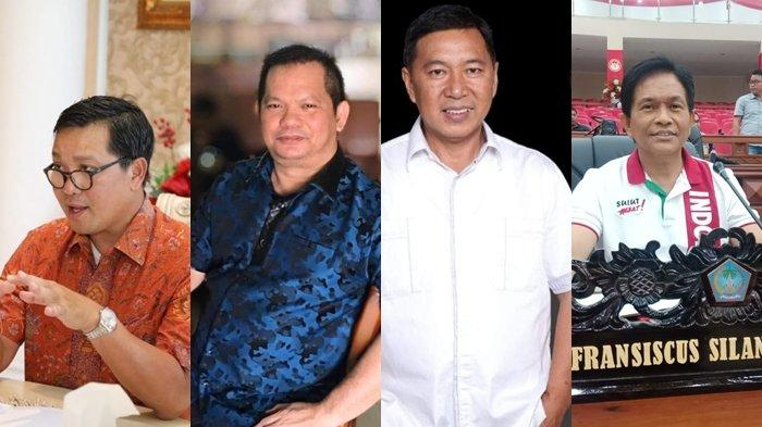 Bursa Pilkada Sulut 2024, Ada 4 Nama Menonjol, Siapa Saja Mereka?