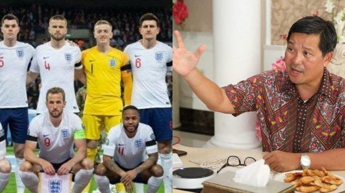 Steven Kandouw Jagokan The Three Lions Juara Euro 2021, Senang Gaya 'Kick and Rush'