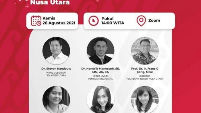 Wakil Gubernur Sulawesi Utara Steven Kandouw mendukung Gerakan Nasional 1.000 Startup Digital hingga ke daerah terluar