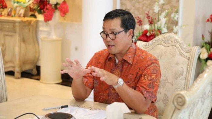 Steven Kandouw Calon Tunggal Ketua Umum KONI Sulut, Lanjutkan Kiprah Olly Dondokambey