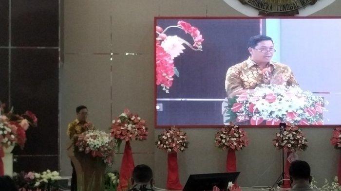 Steven Kandouw Bersama Komjen Maryoto Canangkan Sulut Daerah Bebas Pungutan Liar
