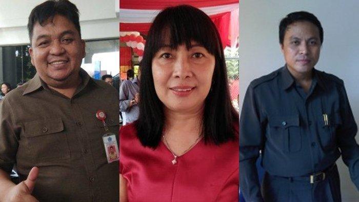 Steven Liow, Glady Kawatu dan Meidy Maindoka Calon Kuat Sekda Minsel