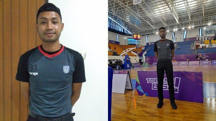 Awal Karier Steven Takasanakeng Sebagai Wasit hingga Pimpin Pon Papua