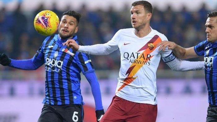 Link Live Streaming AS Roma vs Torino di Liga Italia, Giallorossi Ancam Juventus di Papan Klasemen