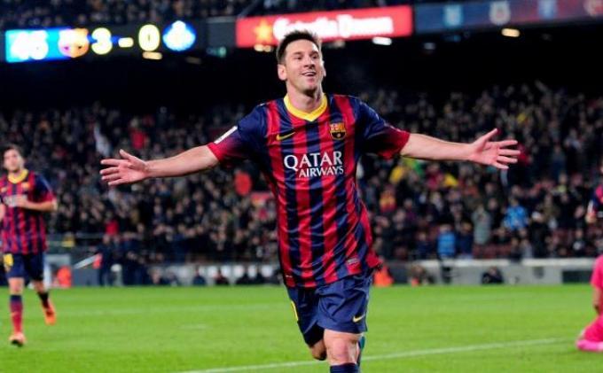 Lionel Messi Saat 17 Tahun Pernah Nyaris ke Juventus