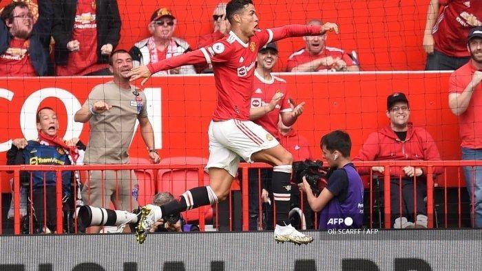 Hasil Manchester United vs Newcastle, Cristiano Ronaldo Cetak Brace, Setan Merah Benamkan Tim Tamu