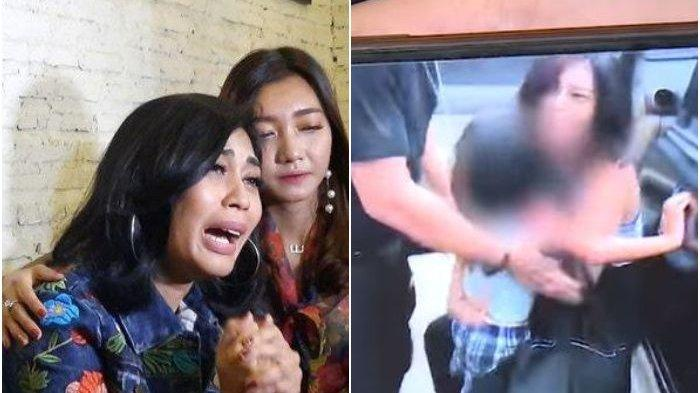 Mantan Finalis Indonesian Idol Sempat Dibekap 6 Jam, Dapati Suami & Anak di Apartemen Marshanda
