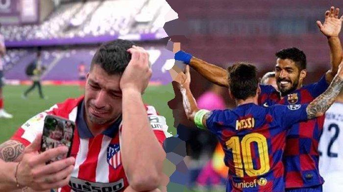Luis Suarez Bantu Atletico Madrid Juara Liga Spanyol, Barcelona Makin Merana